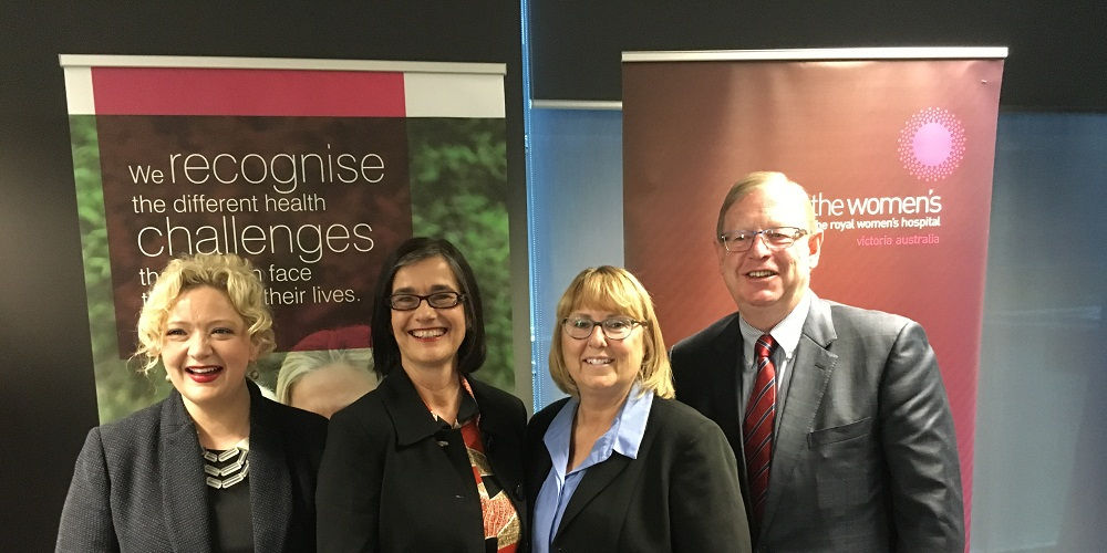 Announcing the first chair of Family Violence Prevention